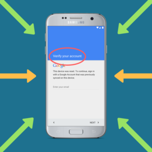 Google account bypass Samsung Galaxy S7