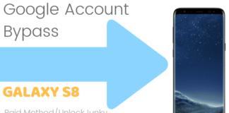 TechJunky_Google_account_bypass_galaxy_S8