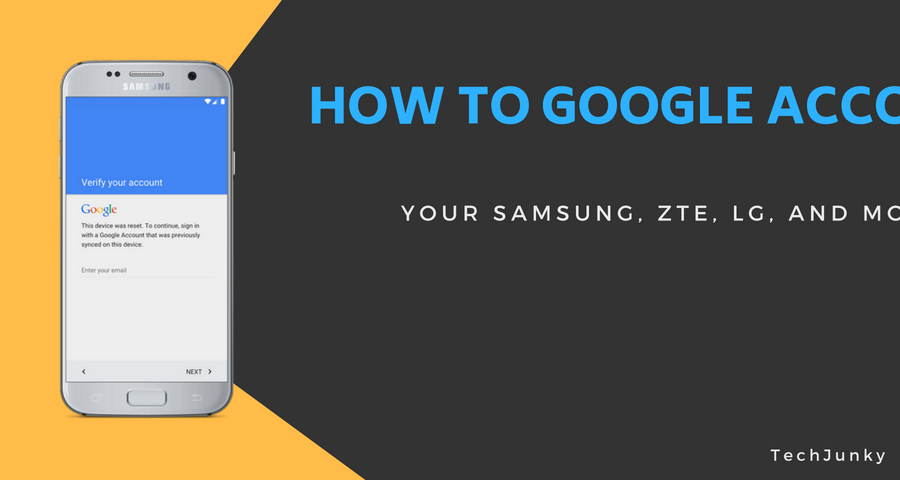 How to Google Account Bypass | Samsung, Motorola, LG, and ZTE